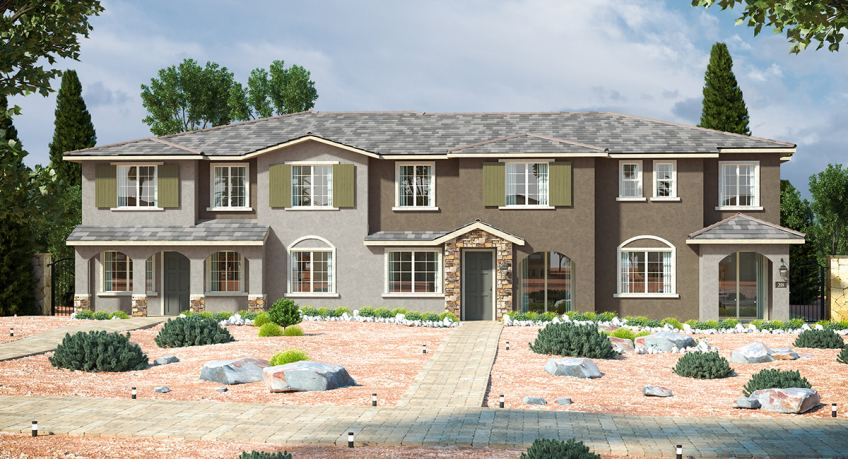 Watermarke grand opens its model homes to the public this weekend.