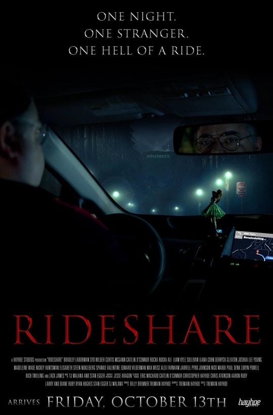 Rideshare Movie Poster