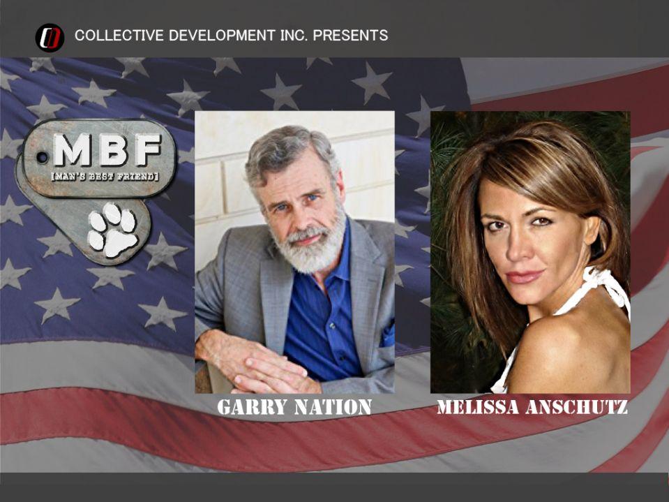Garry Nation and Melissa Anschutz