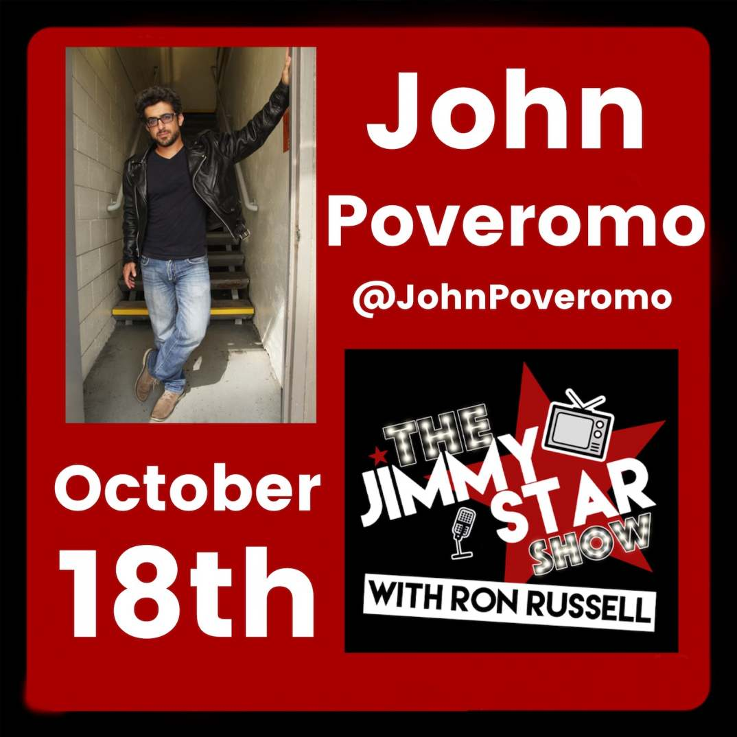 John Poveromo on The Jimmy Star Show With Ron Russell