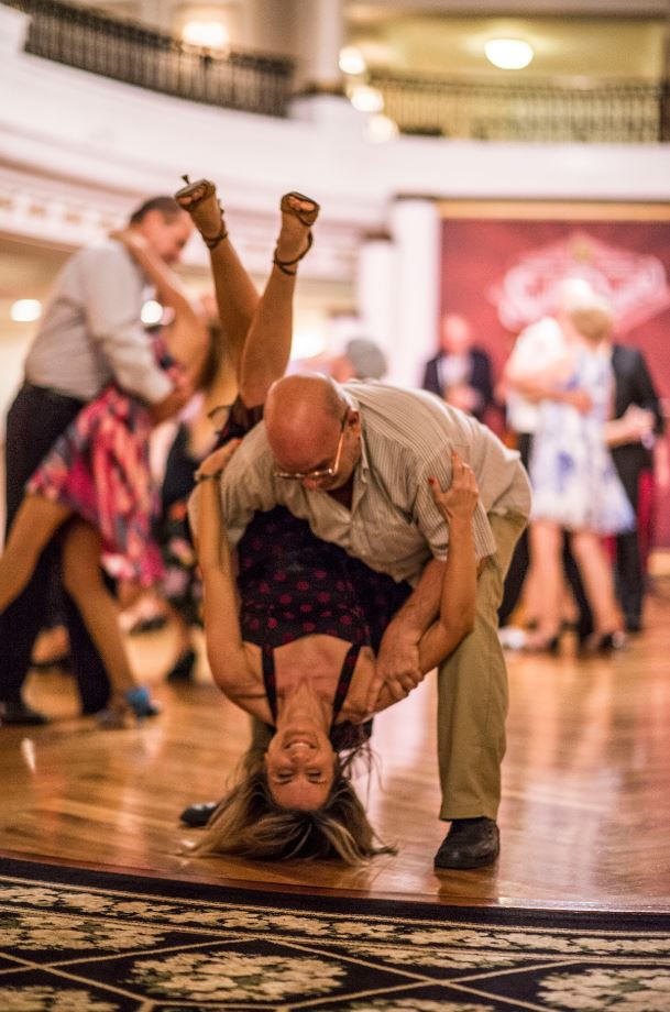 Swing Dance Fundraiser to Benefit Pinellas County Foster ...