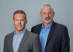 Chris Book & Steve Fryer