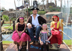 Great Kids Pirates Cover Fundraiser set for Oct 22 in Daytona Beach!