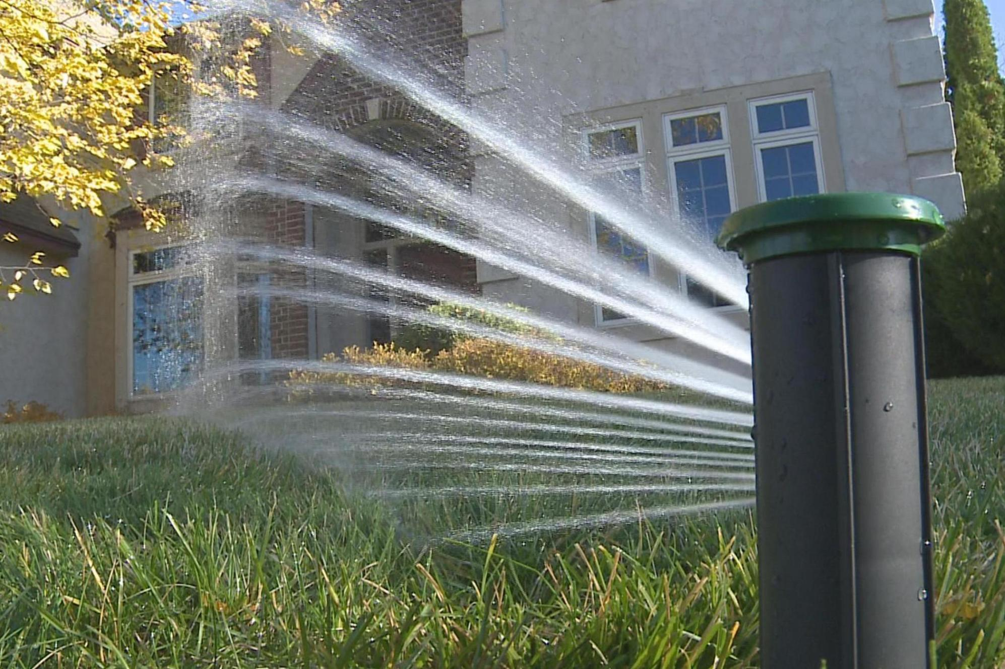 IrriGreen: Smart Sprinklers Match The Shape Of The Lawn