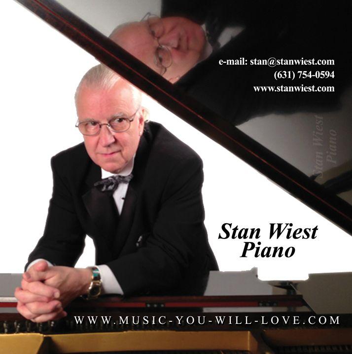 STAN WIEST PIANO PLAYER SING ALONG