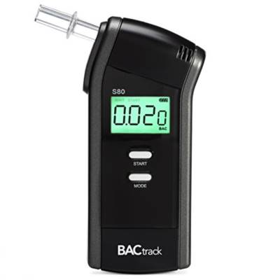 BACtrack S80 Professional Portable Breathalyzer