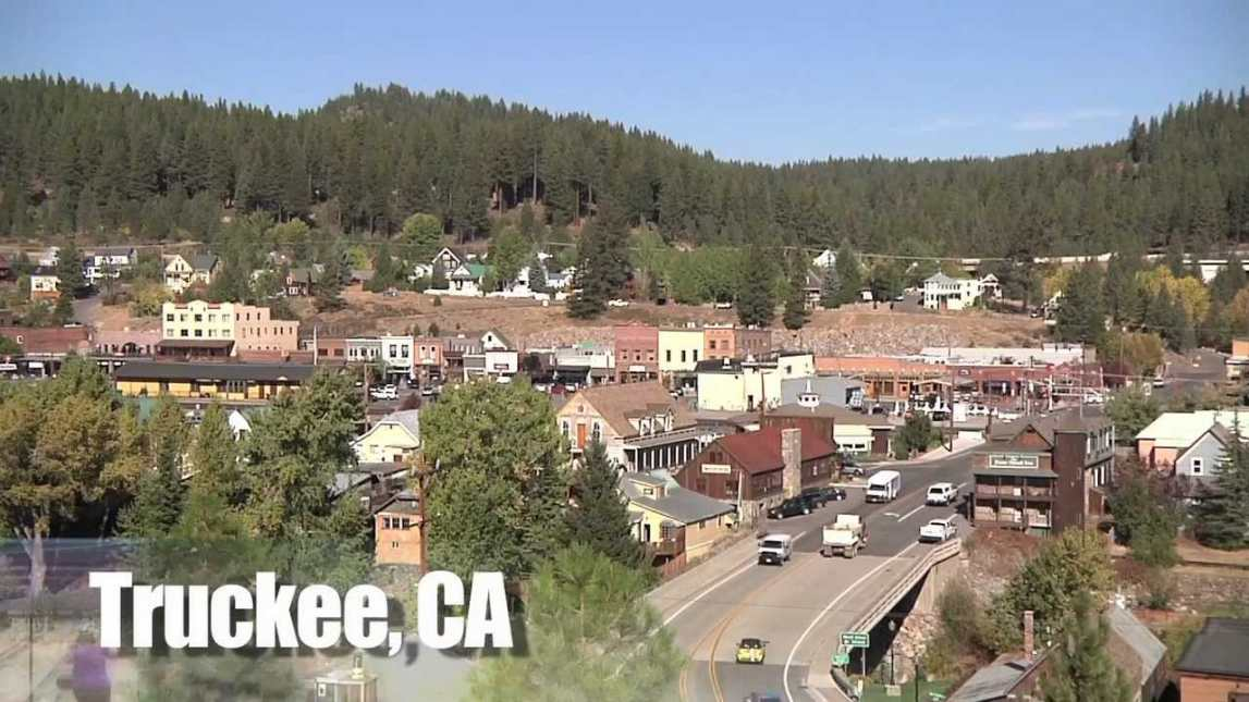GTG GIS consulting client: Truckee, CA