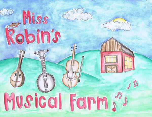 Miss Robin's Musical Farm