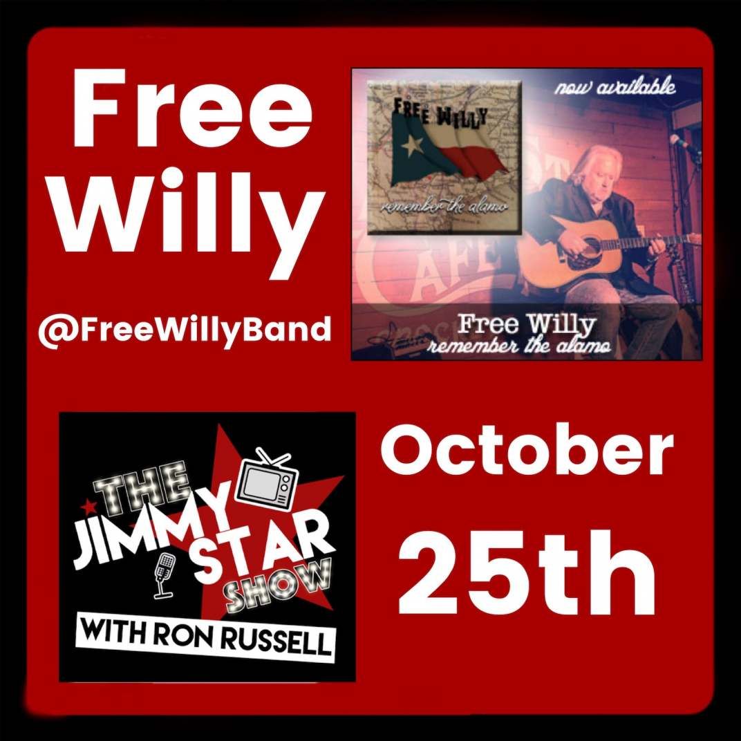 Free Willy On The Jimmy Star Show With Ron Russell