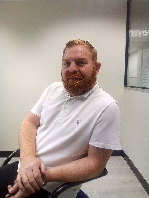 Vince Steventon appointed Technical Project Manage