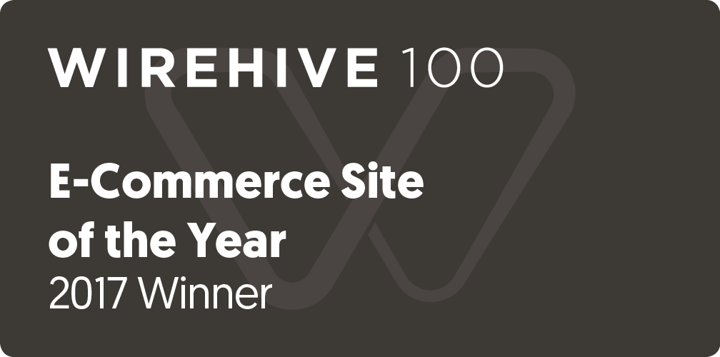 Love & Lilah wins Ecommerce Site of the Year