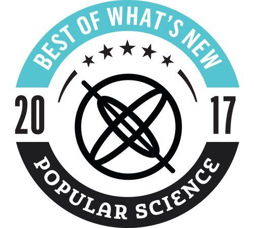 PopSci 2017 Best of What's New Award Winner
