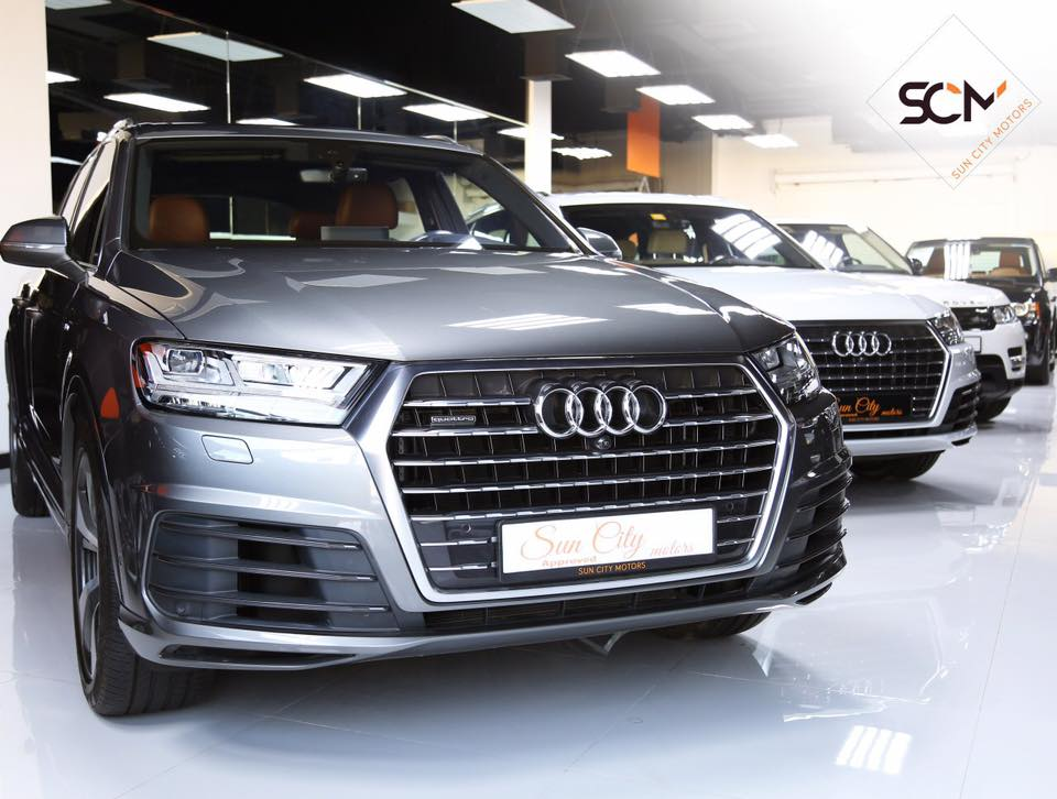 Sun City Motors Offers Audi Q3 2017 For Only Aed 2 040 Per