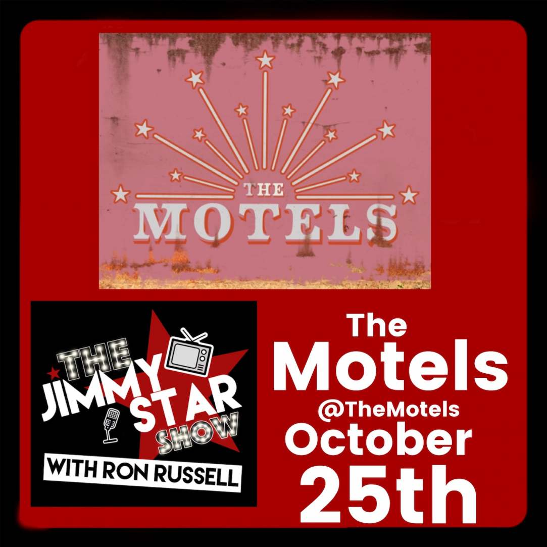 The Motels on The Jimmy Star Show With Ron Russell