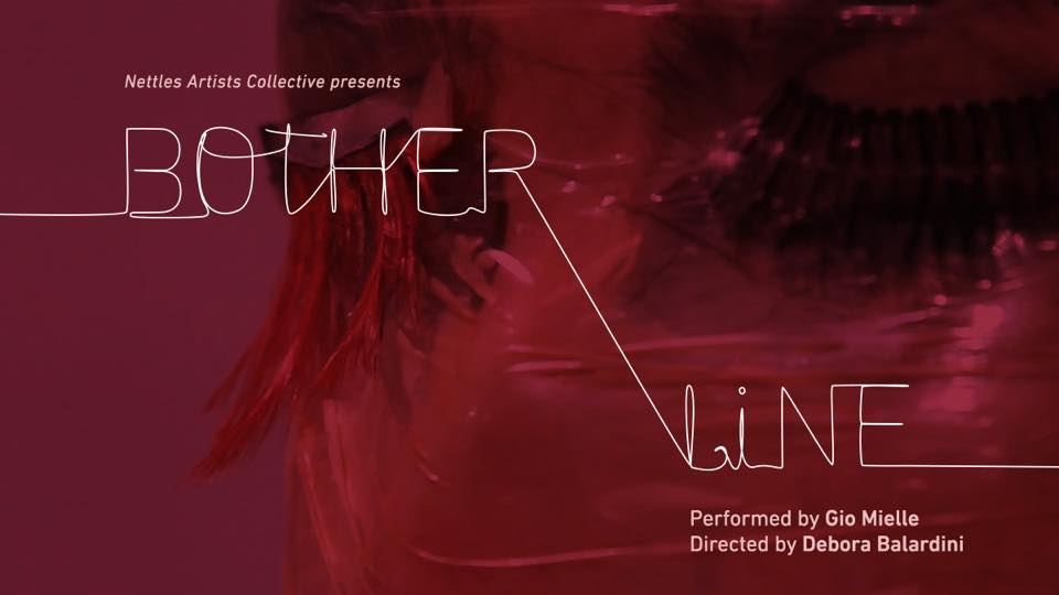 Bother Line is an original one-woman show that explores our identity crisis