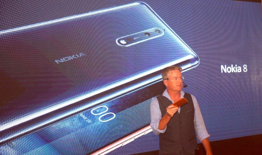 Nokia 8 image