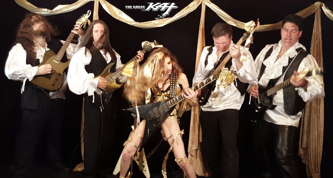 "HAPPY 206th BIRTHDAY FRANZ LISZT! THE GREAT KAT SHREDS ""HUNGARIAN RHAPSODY #2"""