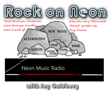 Rock on Neon Radio Show