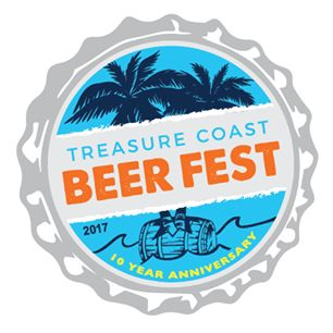 Treasure Coast Beer Fest 10th Anniversary