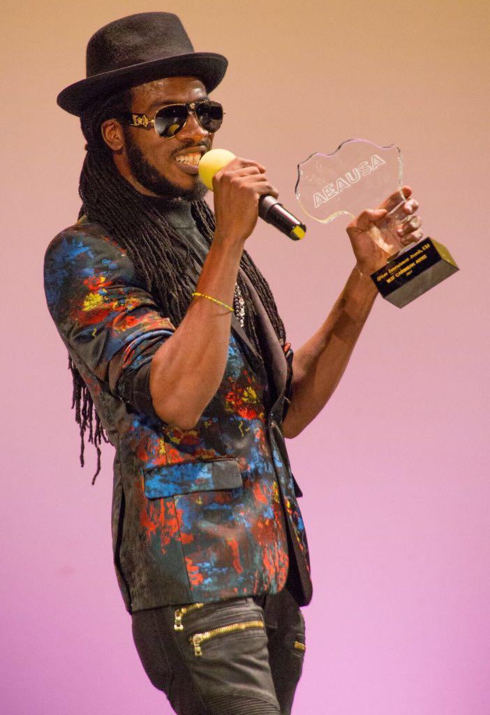 Gyptian with Award