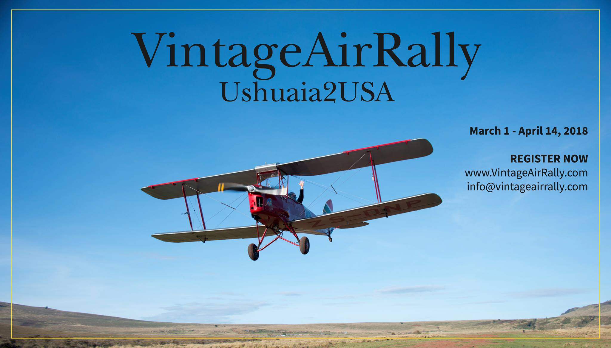 VIntage Air Rally1