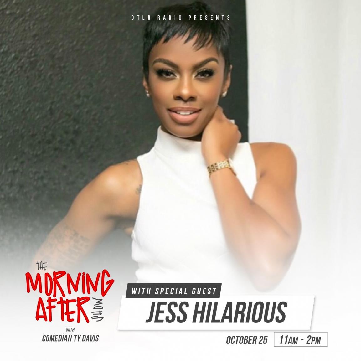Jess Hilarious