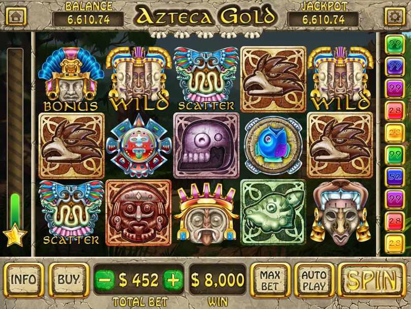 Aztec Gold Online