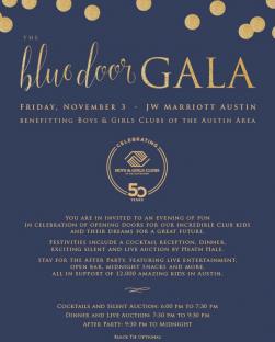 2017 Blue Door Gala