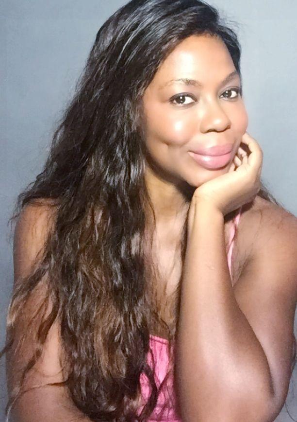 Actress/Model Lunden De'Leon