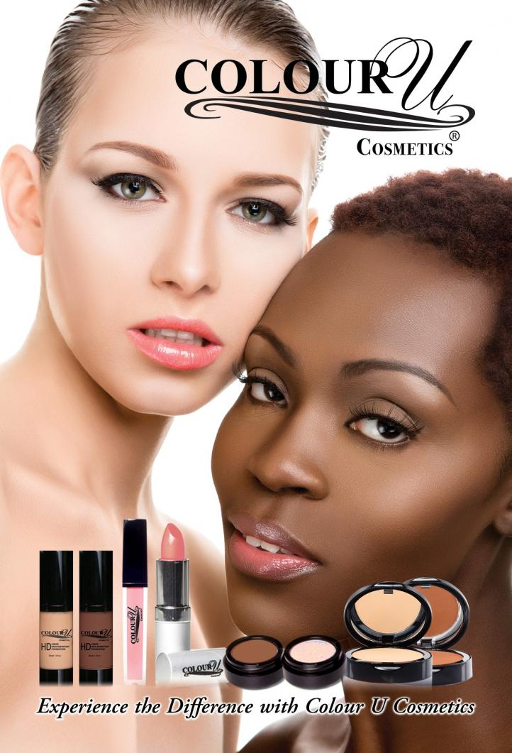 Colour U Cosmetics Makeup Mixer & Media Day
