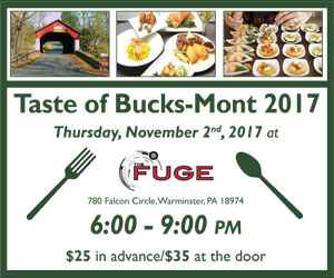 Taste of Bucks-Mont