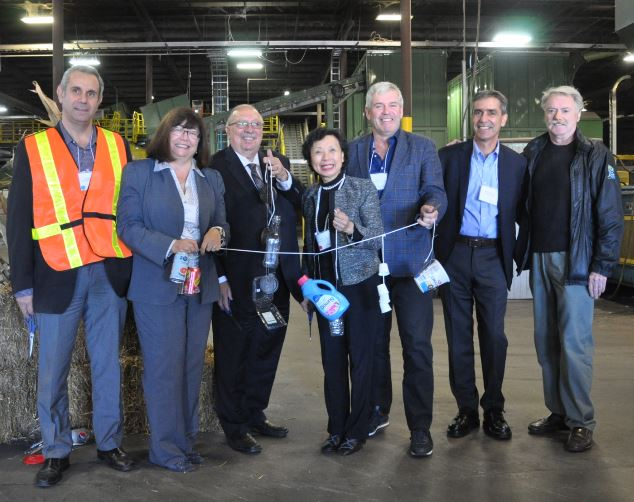 ReVital Polymers Inc Official Opening; Sarnia, Ontario