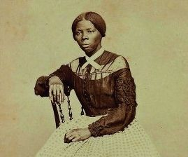 An anonymous photograph of a young Harriet Tubman
