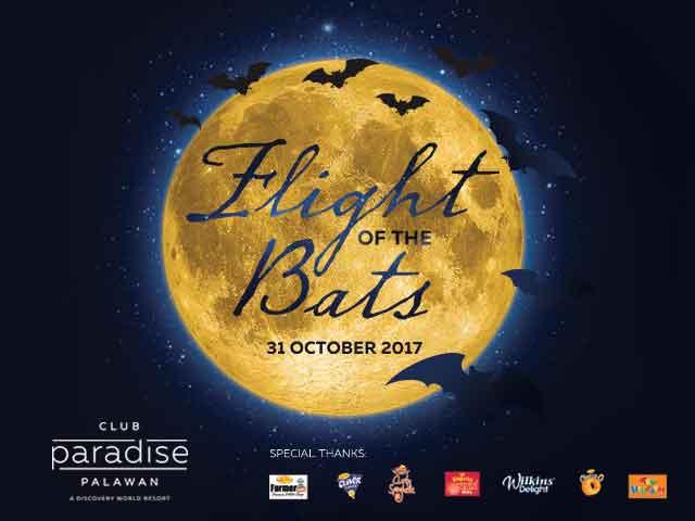 Halloween 2017 at Club Paradise Palawan