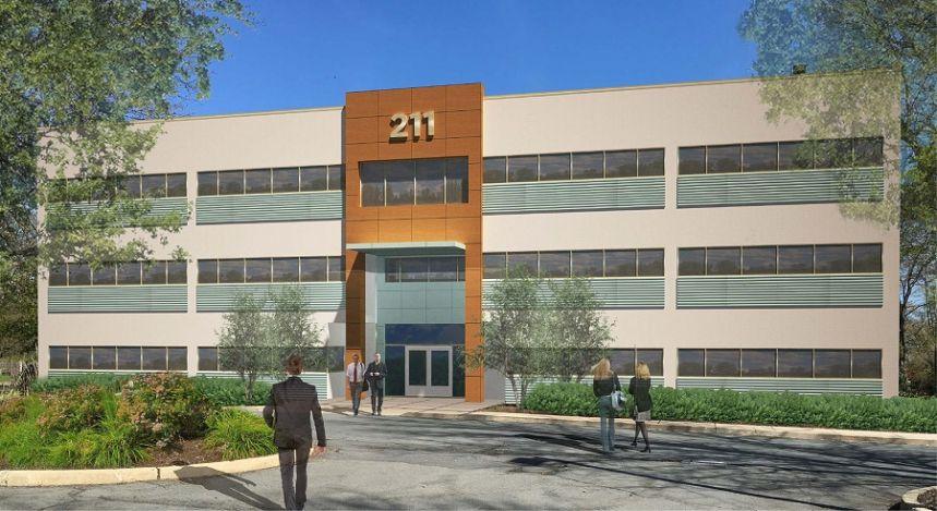 Rendering of Hub 211