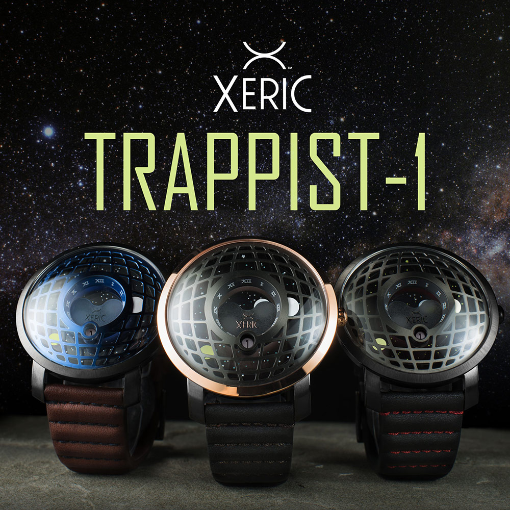 Xeric-Trappist-1-Moonphase-Watch-Collection