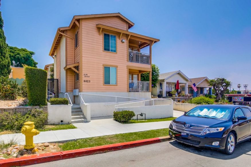 San Diego Apartment Building / Multifamily SOLD by Apartment Realty Group (ARG)