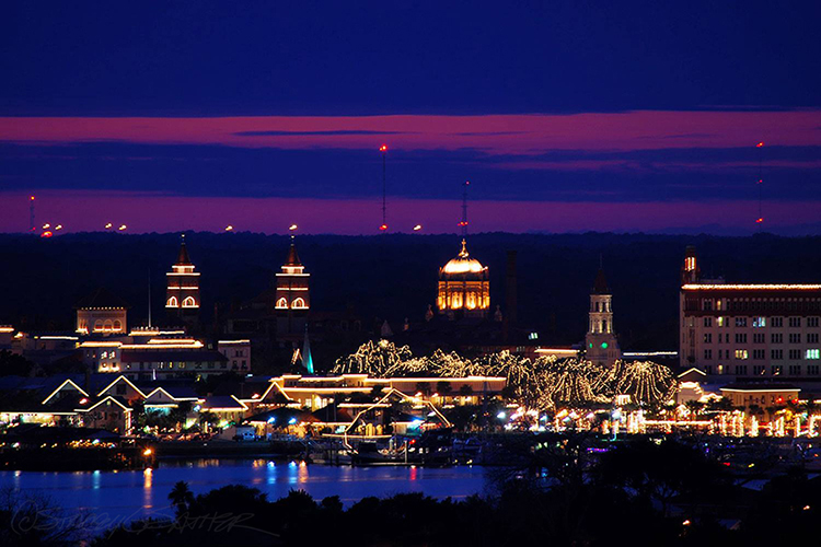 10 Brilliant Ways To Experience St Augustine S Nights Of