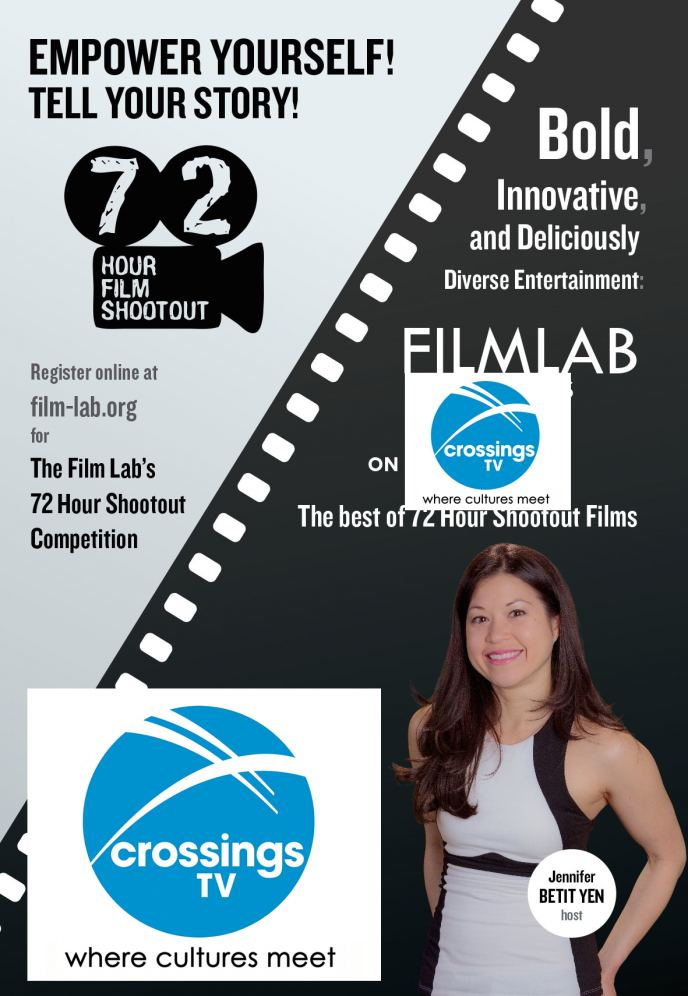 Film Lab Presents is hosted by Jennifer Betit Yen nationwide on CrossingsTV