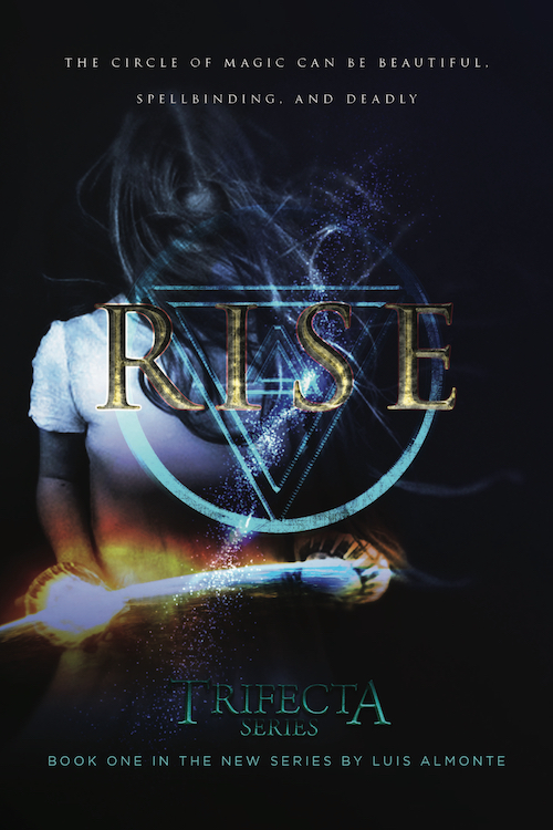 'Rise' by Luis Almonte