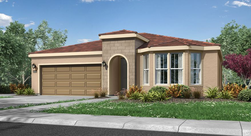 Reflections just launched its first phase of active adult new homes for sale.