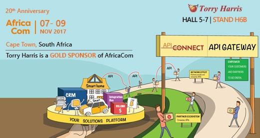 Meet Team Torry Harris @ AfricaCom 2017