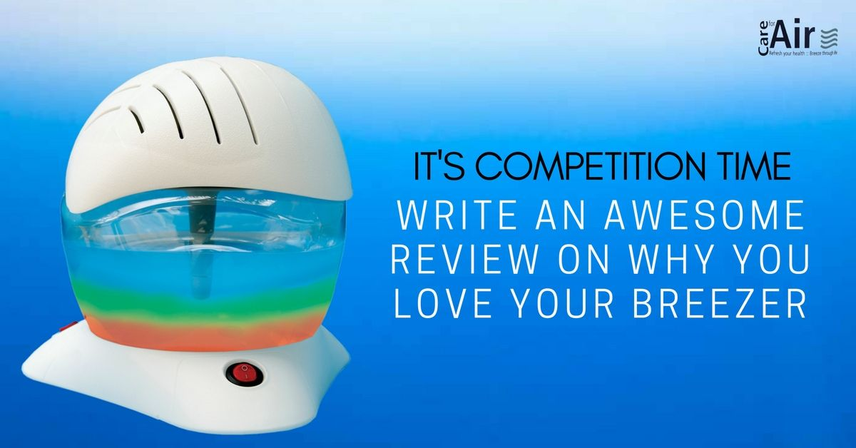 CareforAir Rainbow Breezer Competition