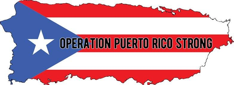 Operation Puerto Rico Strong