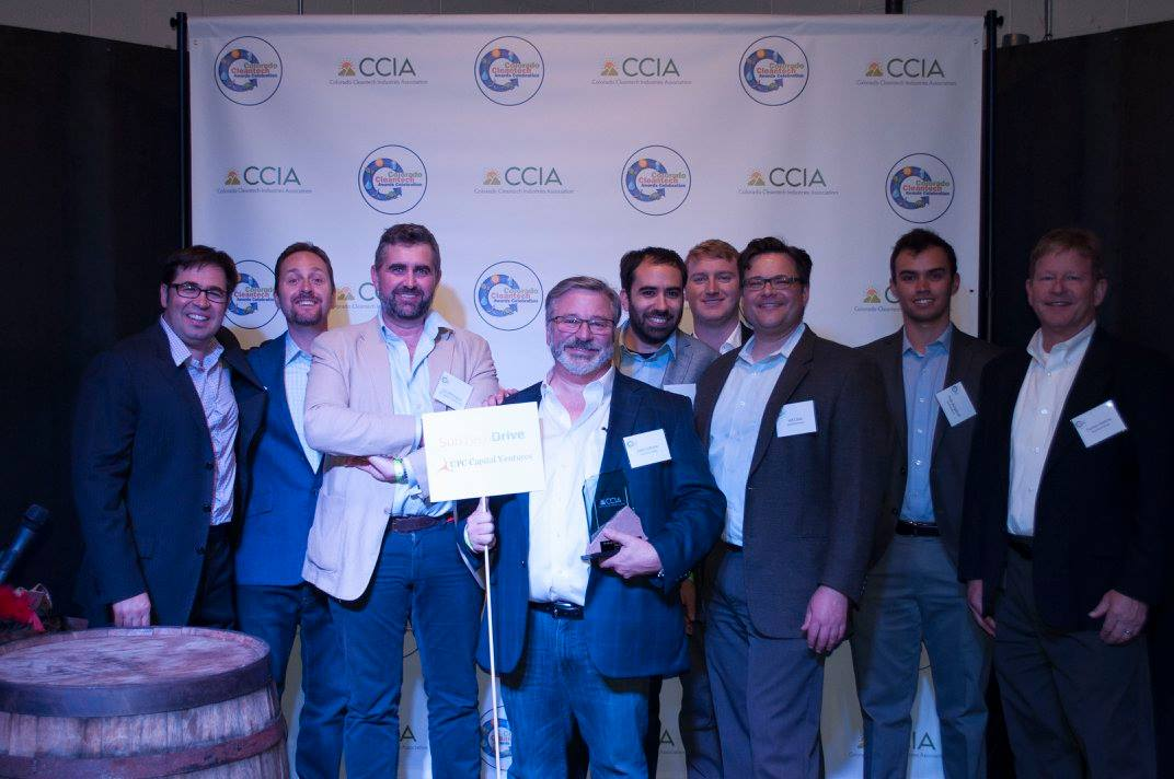 SunTech Drive wins CCIA's 2017 Breakout Company of the Year Award