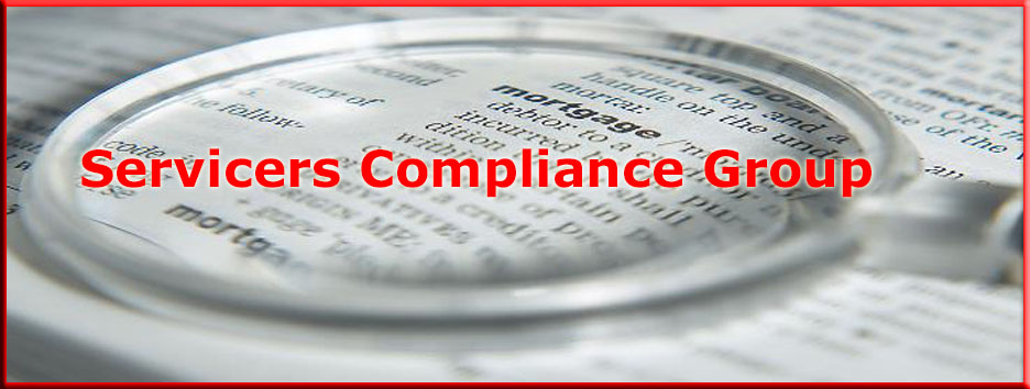 Compliance for Mortgage Servicers