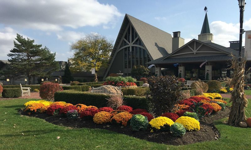 Fall at The Abbey Resort