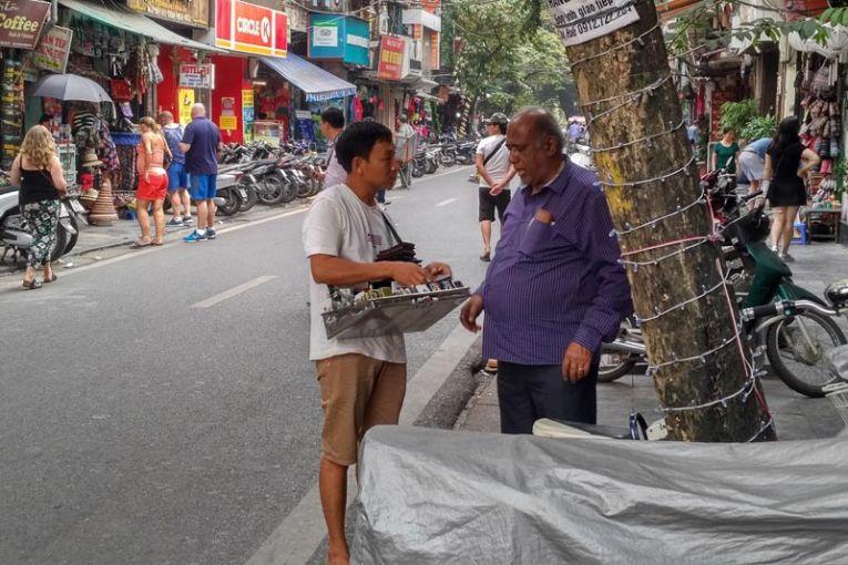 Vietnam Travel Scam