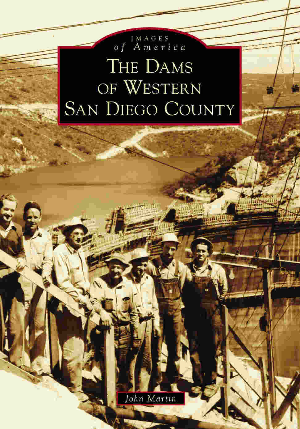 The Dams of Western San Diego County