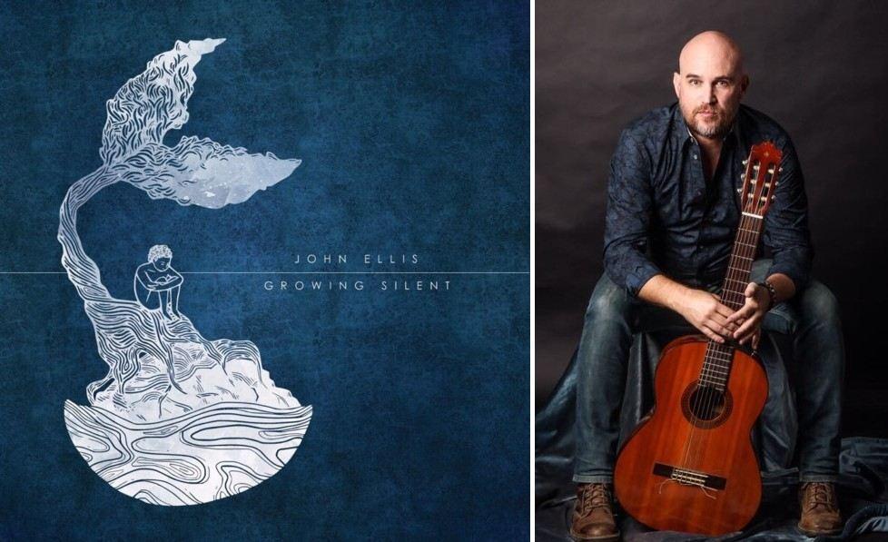 John Ellis releases Growing Silent album internationally.